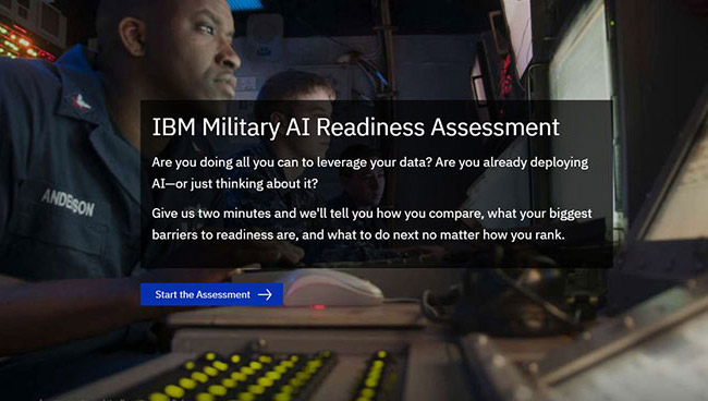IBM Military AI Readiness Assessment