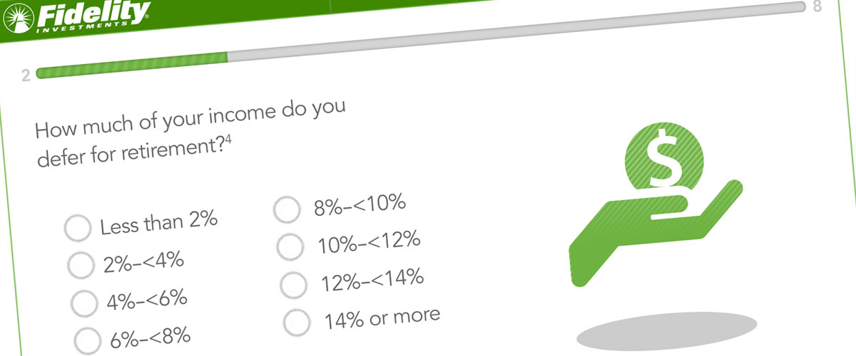 Fidelity Retirement Benchmark Quiz