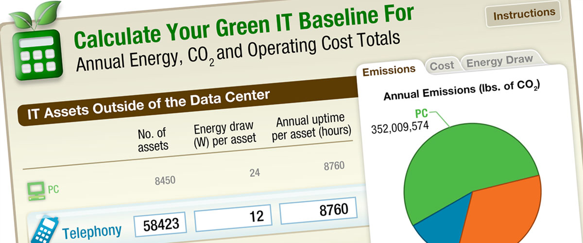 GreenIT Calculator