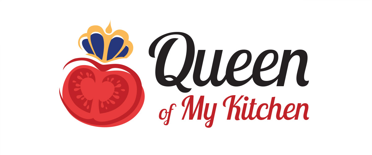Queen of My Kitchen Branding